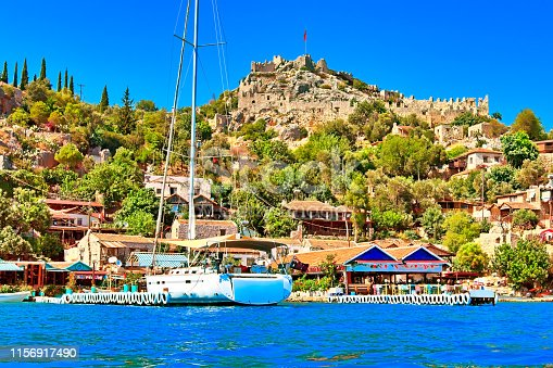istock Kekova/Turkey 1156917490