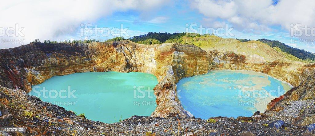 Kelimutu lakes – Foto