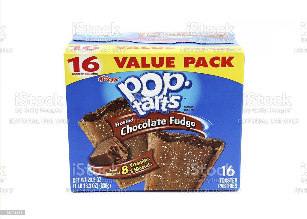 Kelloggs Pop Tarts stock photo
