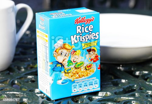 istock Kellogg's Rice Krispies 458984767