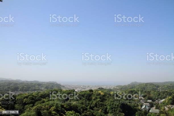 Kencho ji and cityscape of kamakura from top of mountain in kamakura picture id690739678?b=1&k=6&m=690739678&s=612x612&h=qxsdnhsmbtvyrk938x9bftpeebvucwjwaidwjjjozyk=