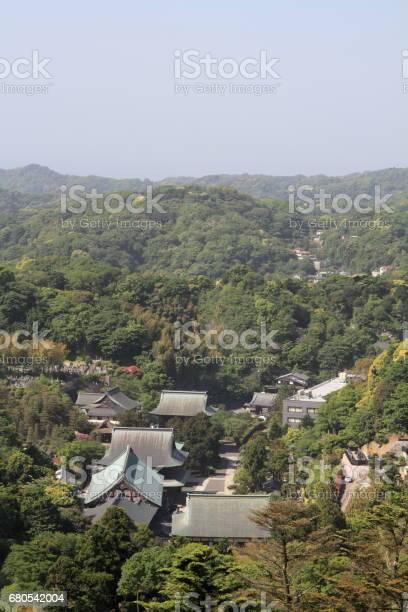 Kencho ji from top of mountain in kamakura kanagawa japan picture id680542004?b=1&k=6&m=680542004&s=612x612&h=tyvxt ltohtx9aecznud8pqs0hsmgjvnhd6hqnytyhg=