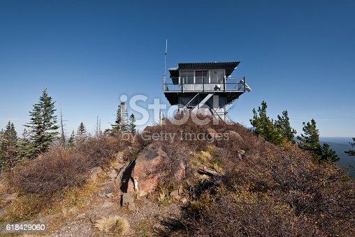 Kendrick Mountain Fire Lookout, Kendrick Mountain Wilderness, Arizona
