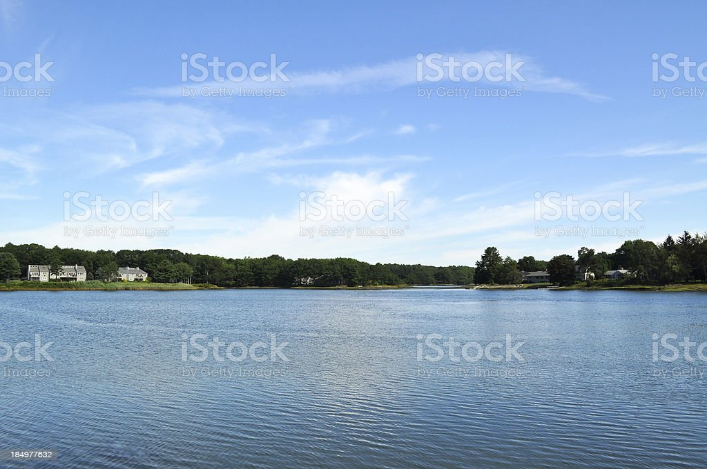 Kennebunkport, Maine royalty-free stock photo
