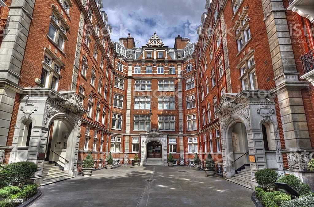 Kensington, London stock photo