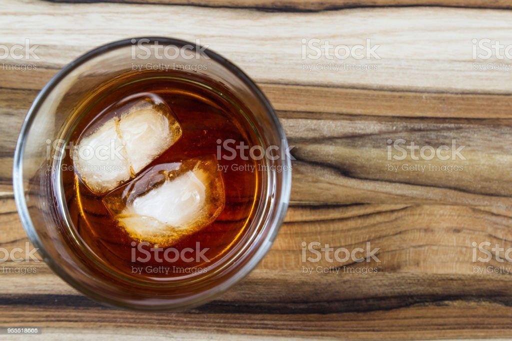 Kentucky straight Bourbon stock photo