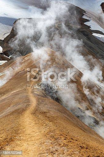 istock Kerlingarfjoll geothermal area, Iceland 1325702345