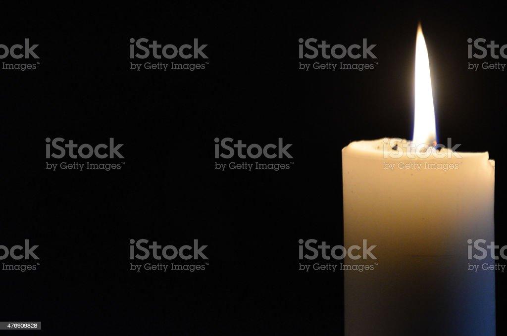 Candle heath in Church – Foto