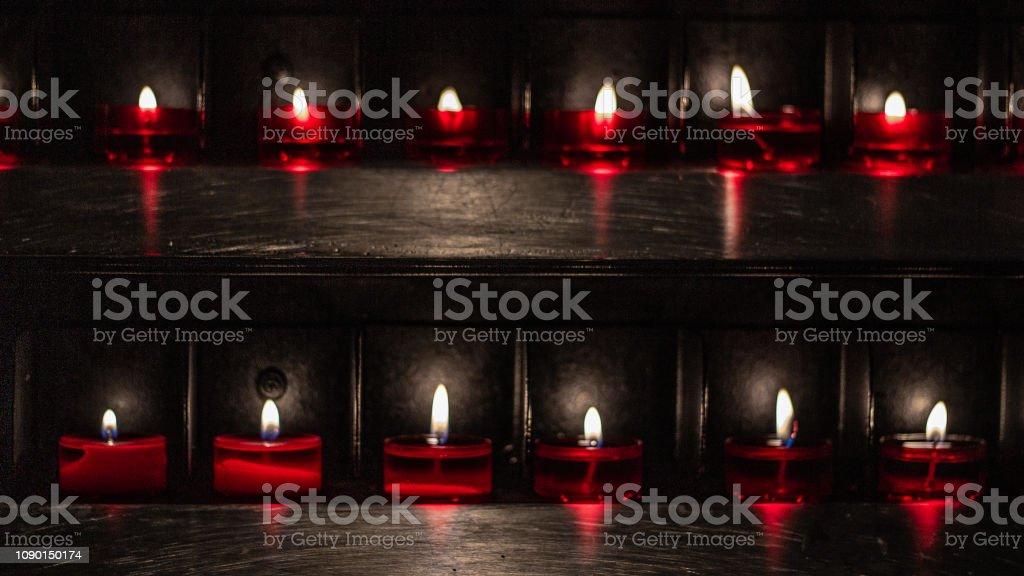 Kerzenlicht – Foto