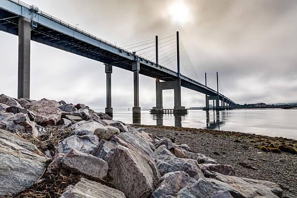 Kessock Bridge stock photo