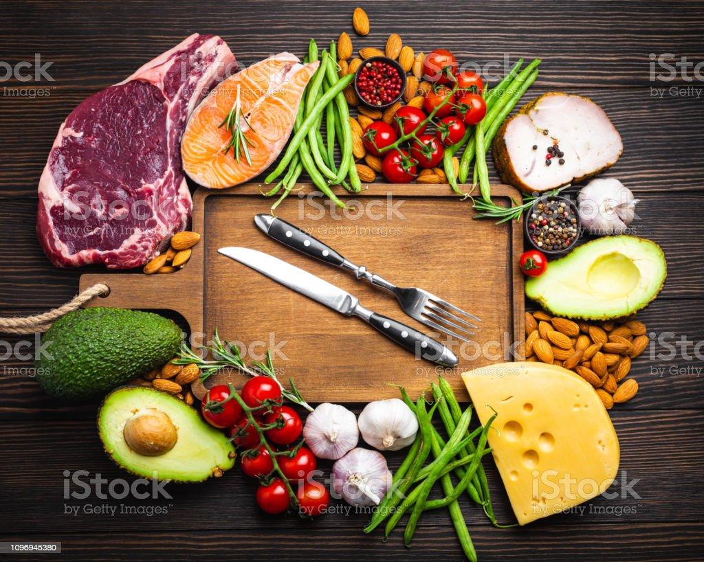 que alimentos son ceto