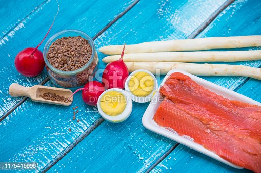 939018232 istock photo Ketogenic and low carb diet food 1175415995