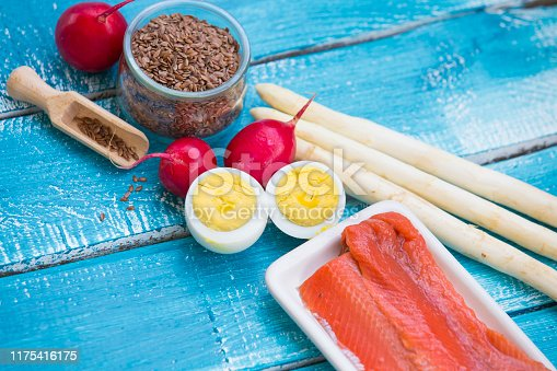 939018232 istock photo Ketogenic and low carb diet food 1175416175