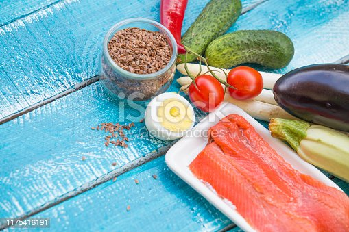 939018232 istock photo Ketogenic and low carb diet food 1175416191