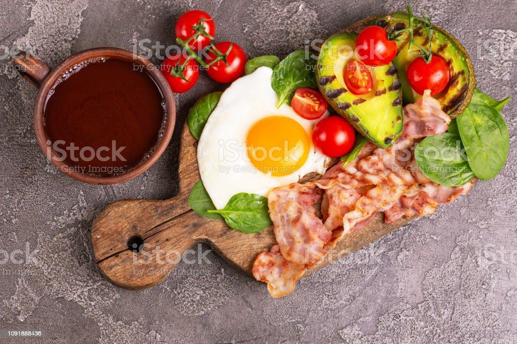 dietas bajas en carbohidratos para el desayuno