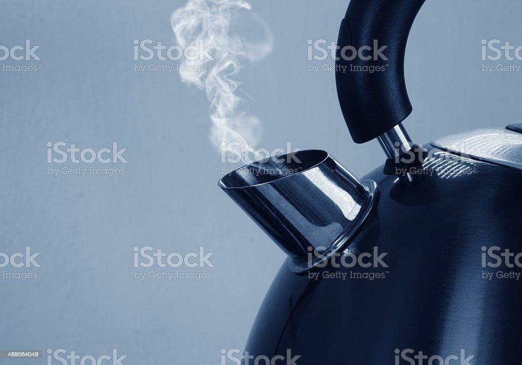 kettle stock photo