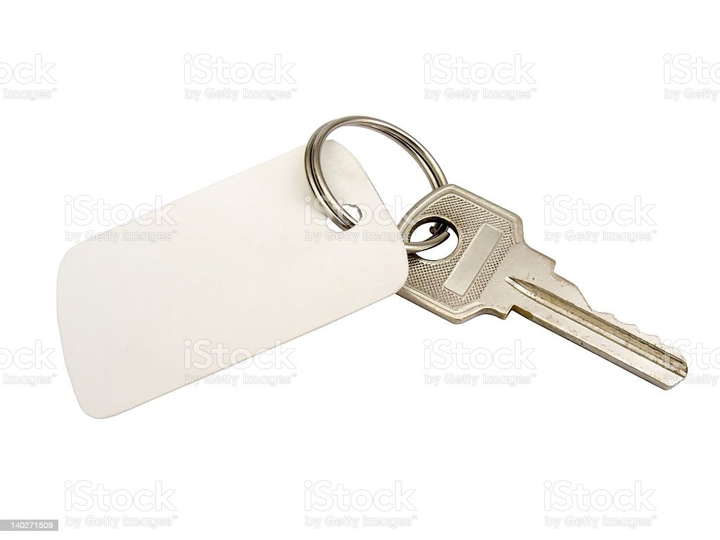 key 1 stock photo
