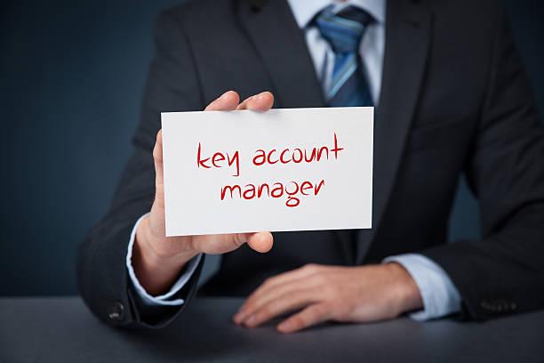 gerente de cuentas clave - gerente de cuentas fotografías e imágenes de stock