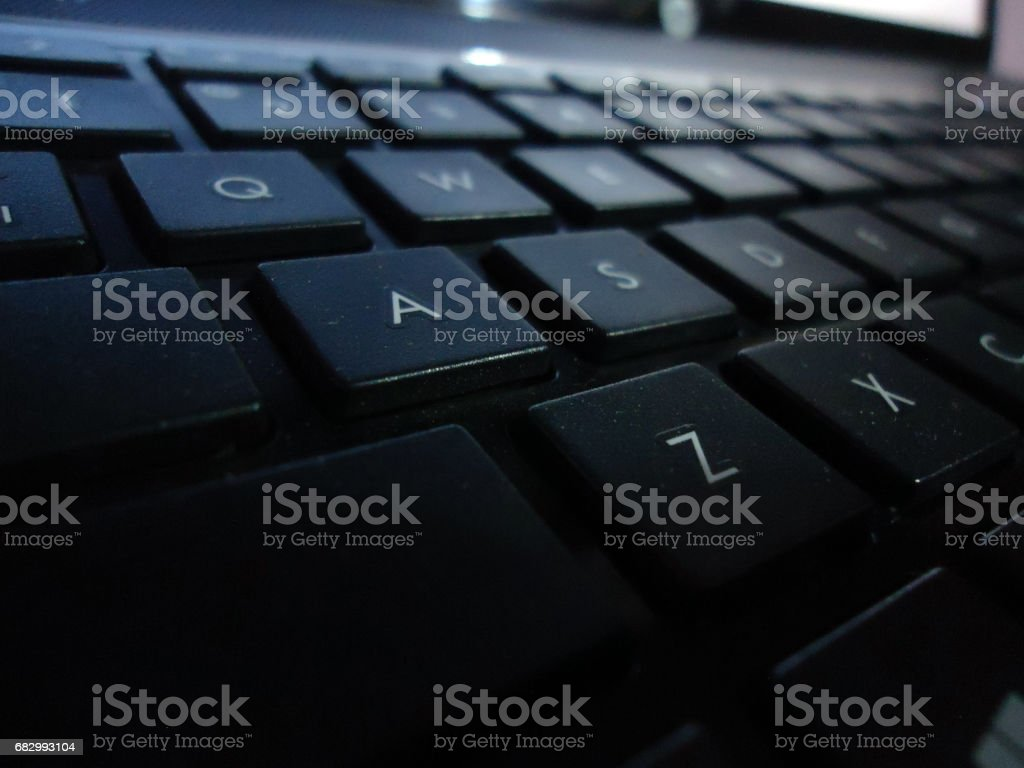 Key board royalty-free stock photo
