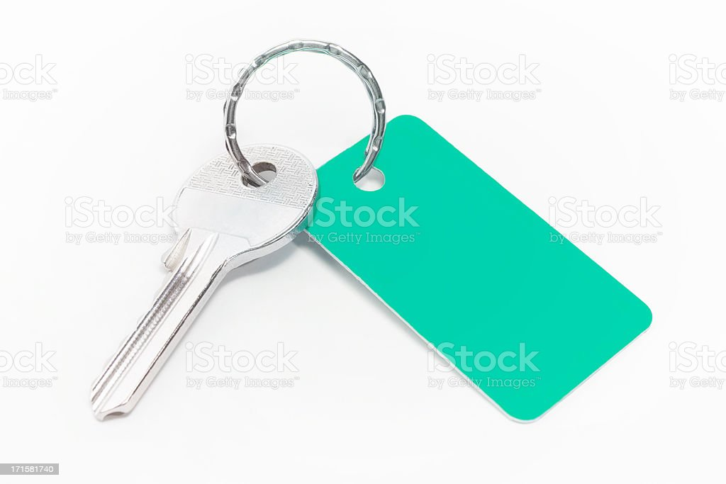 key chain stock photo