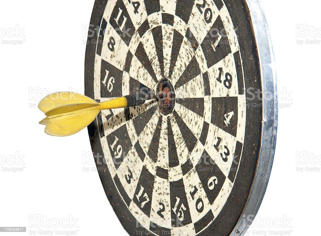 Key darts. stock photo