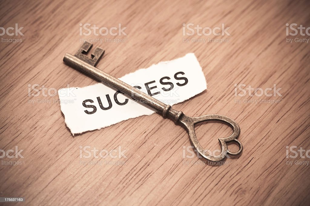 Key for success,concept.. royalty-free stock photo