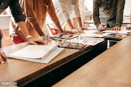istock Key Ingredients for Effective Cross-Functional Working Meetings 610677264