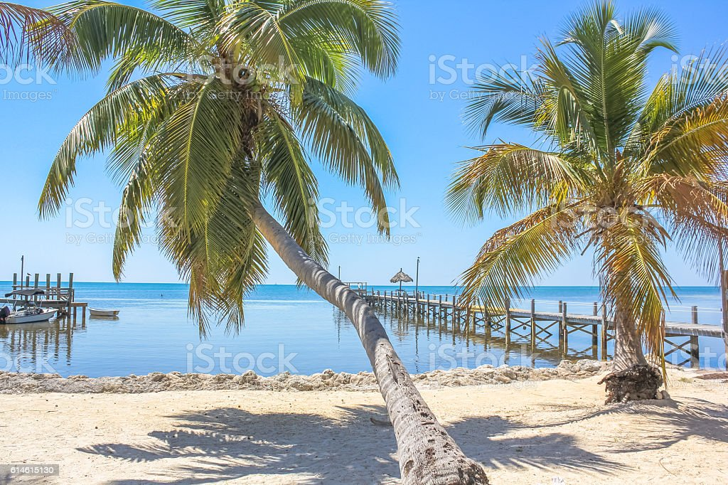 Key islands Florida stock photo