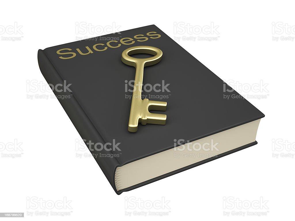 Key of Success royalty-free stock photo