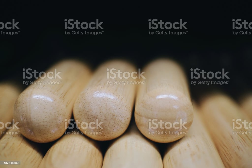Claves stock photo