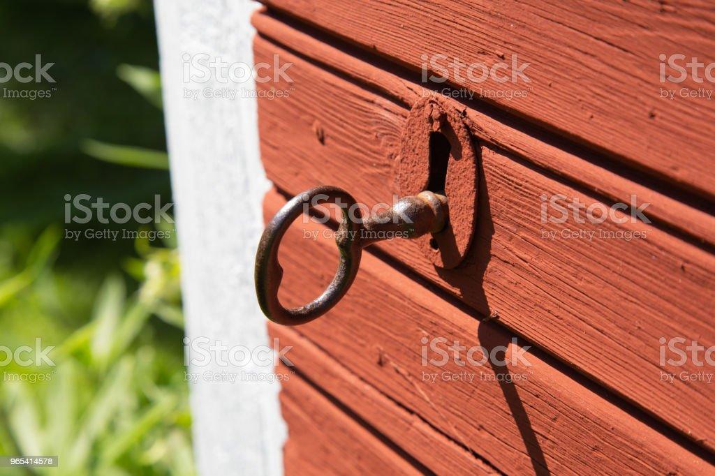 Key - Photo de Acier libre de droits