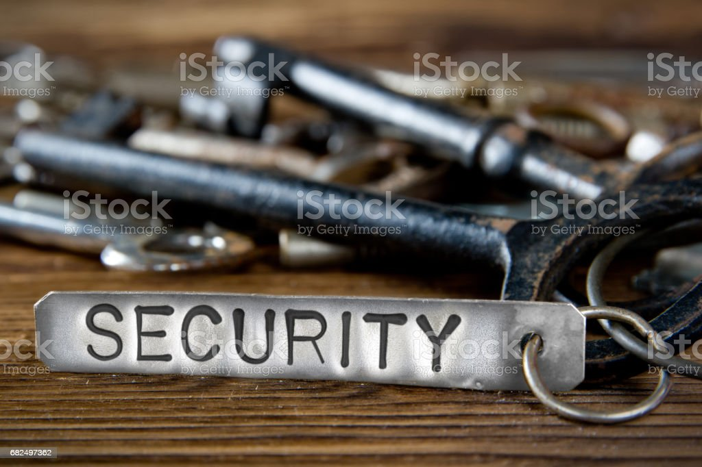 Key Tag Concept foto de stock royalty-free