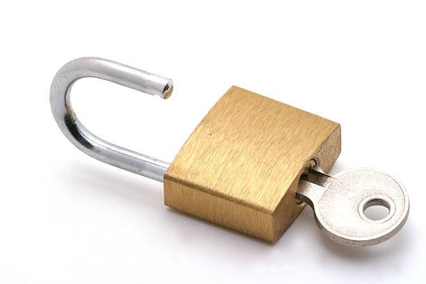 chave para o sucesso - fechadura - fotografias e filmes do acervo