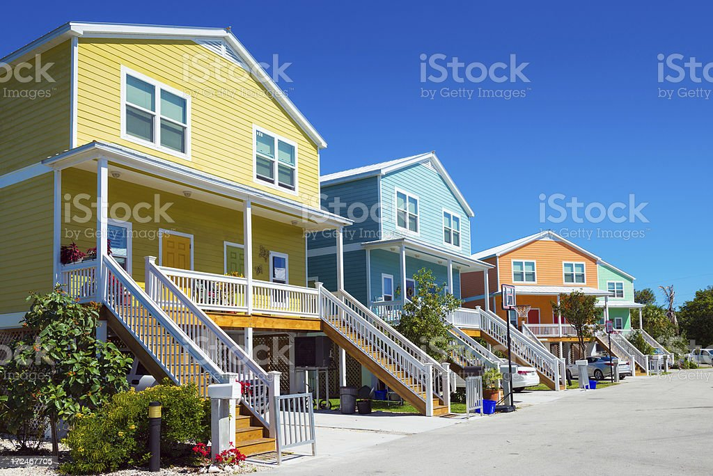 Key West Florida Keys stock photo