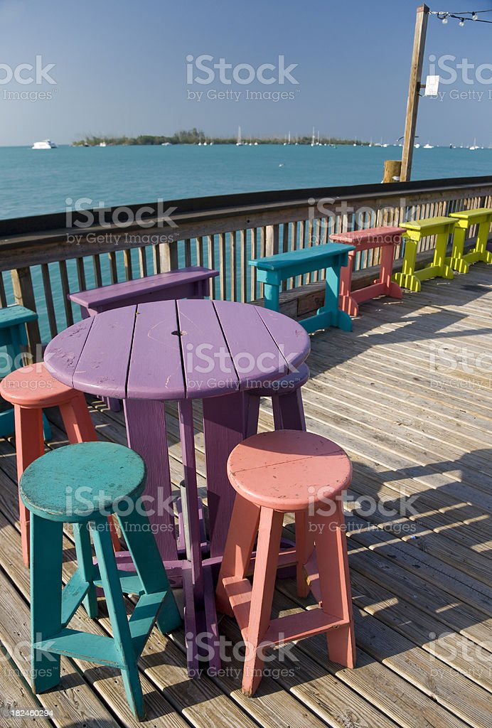 Key West royalty-free stock photo