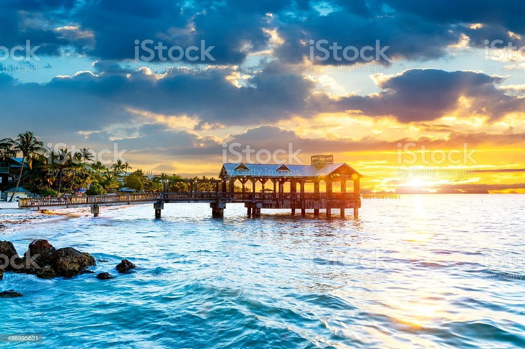 Key west spirit stock photo