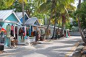 street in key west, florida