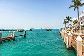 Key West Waterfront near Mallory Square
