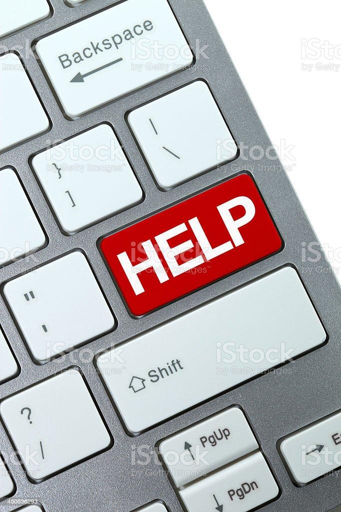 Keyboard - Enter key royalty-free stock photo