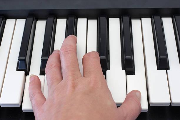 Keyboard (4) stock photo