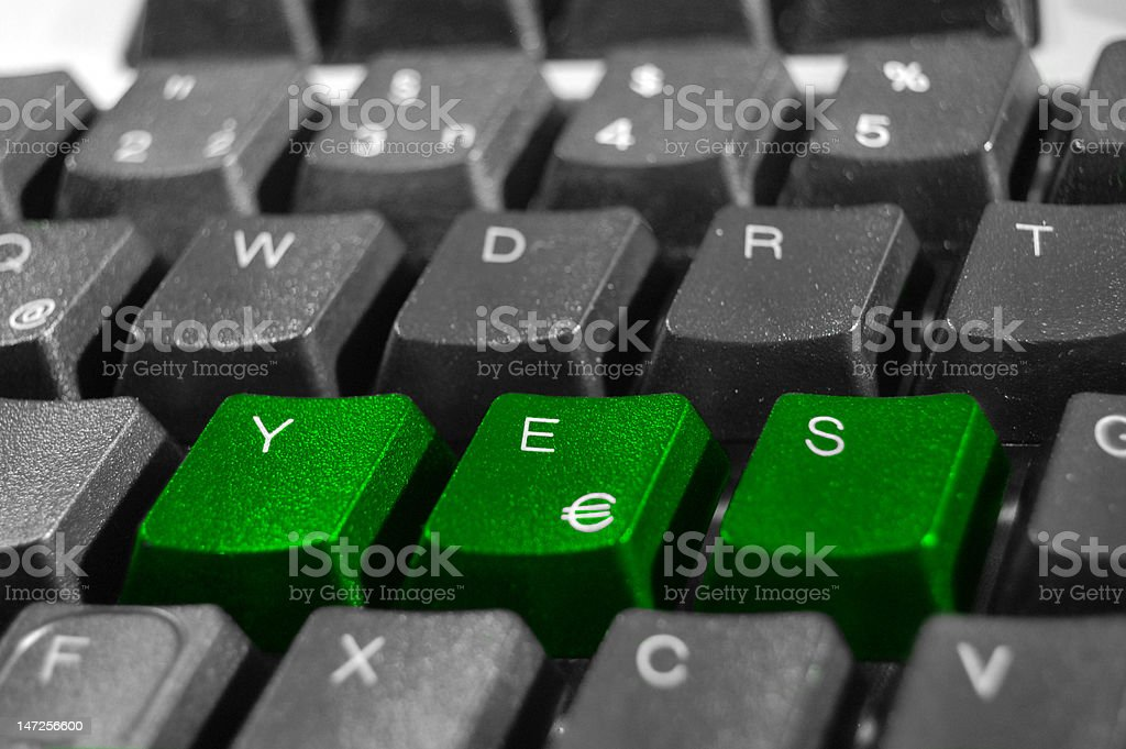 Keyboard Stock Photo & More Pictures of Arrangement
