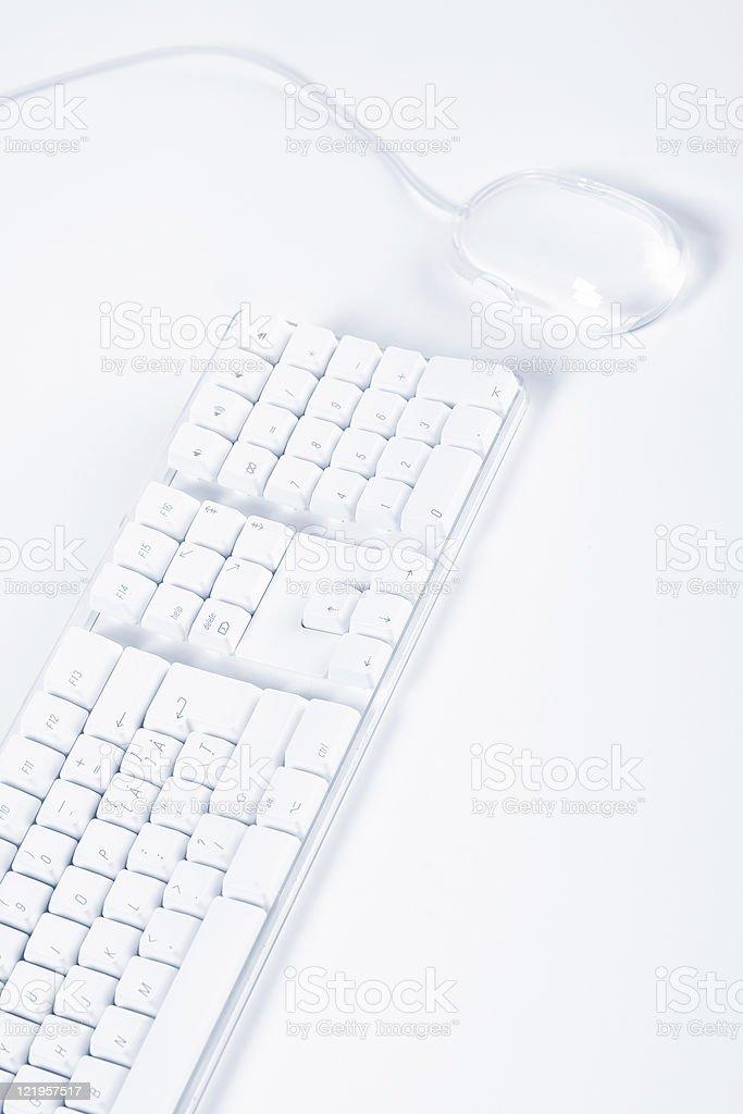 Keyboard series royalty-free stock photo