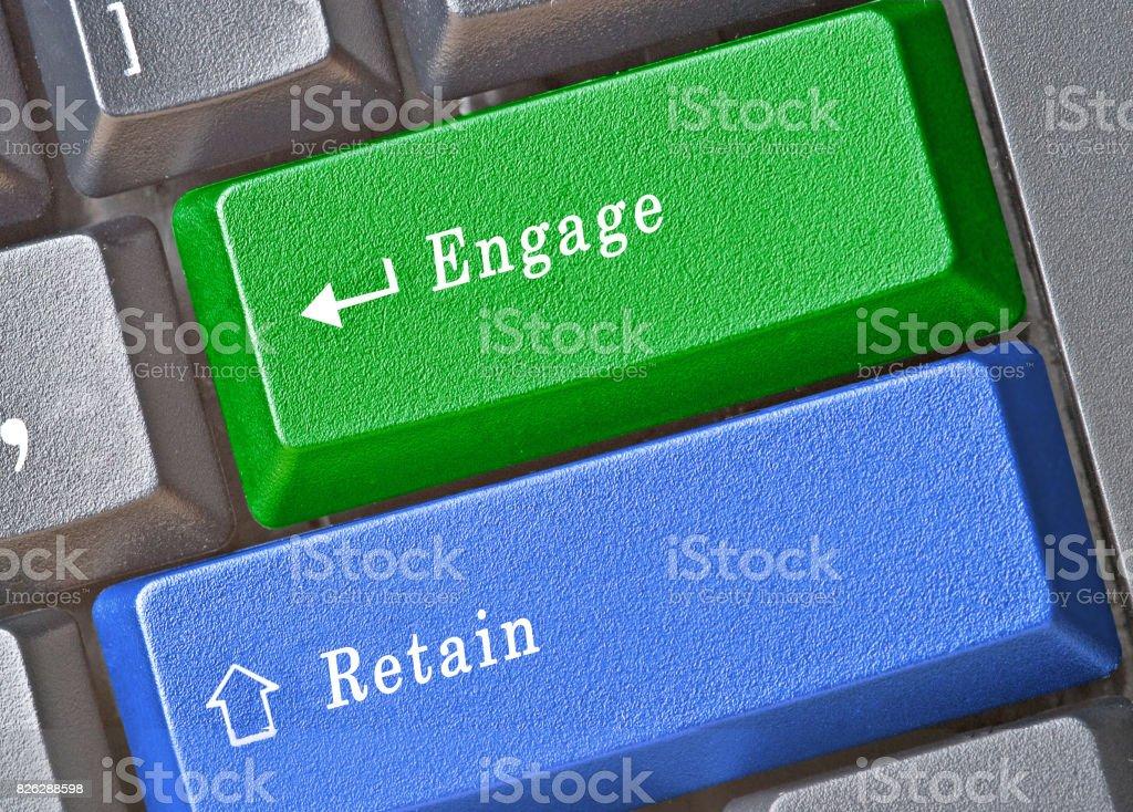 photo libre de droit de clavier avec touches pour la gestion des ressources humaines banque d