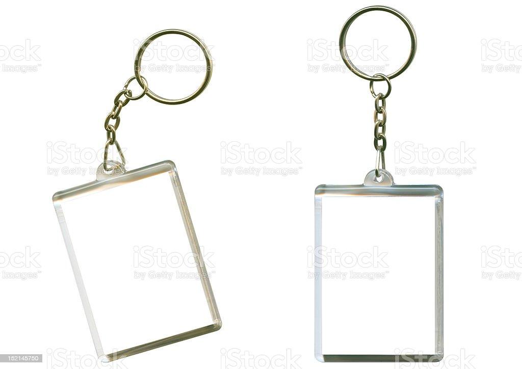 keychain stock photo
