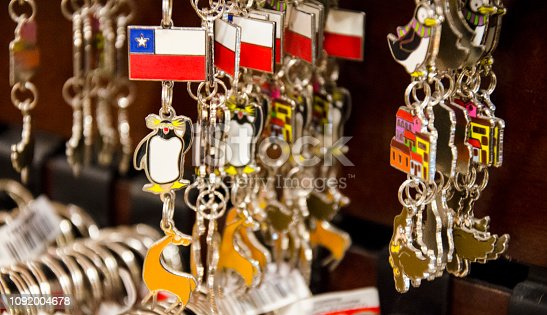 Traveling is fun, and for those who stay home, there's always a perfect souvenier to take it back. Here are some fun keychains.