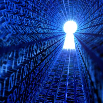 3d binary Keyhole