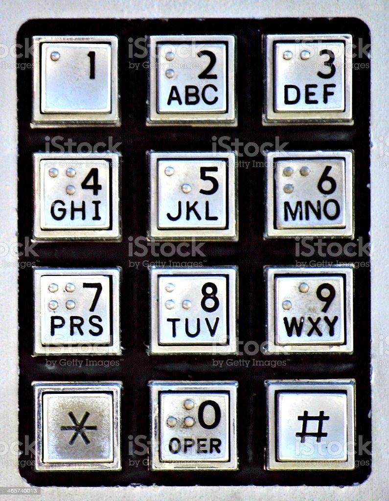 Tastiera - foto stock