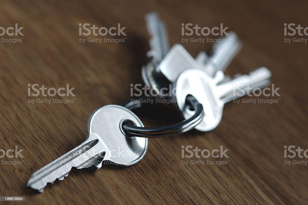 Schlüsselring – Foto