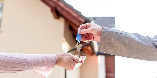 Schlüssel aus dem neuen Haus – Foto