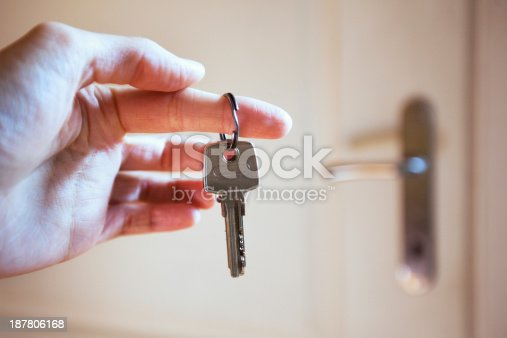istock keys in the hand 187806168